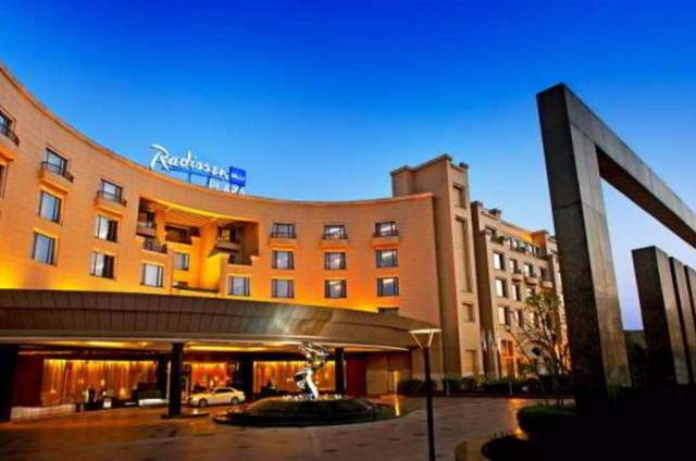 Radisson Blu Plaza, New Delhi