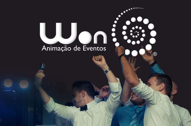 Won - Animação de Eventos