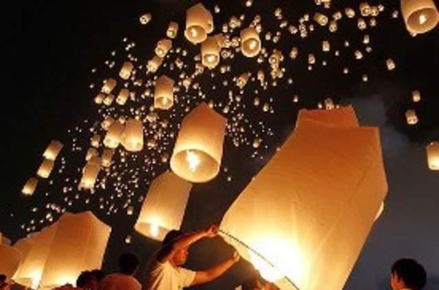 Lámparas de Cielo