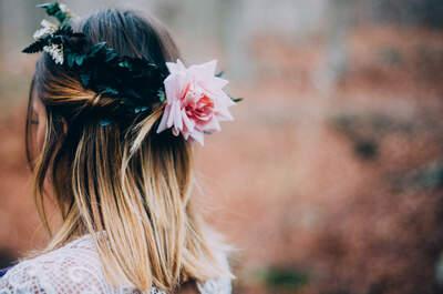 Hip & Love - Coronas de flores, tocados y ramos preservados