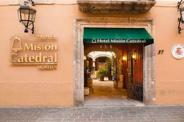 Hotel Misión Catedral Morelia