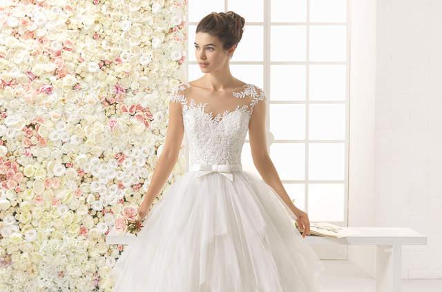 Vestidos de novia en merida baratos