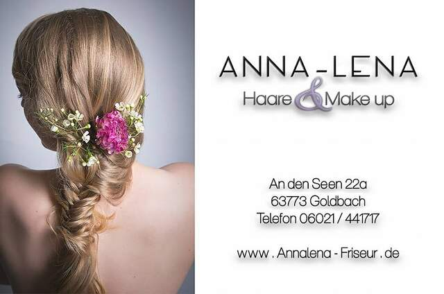 Anna-Lena Haare & Make up