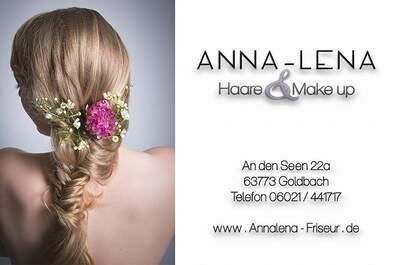 Anna-Lena Haare & Make up