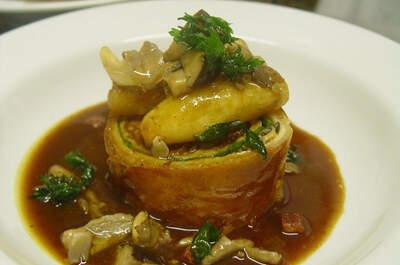 Alameda Casa Rosa Gastronomia