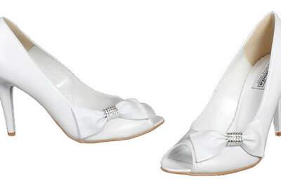 Sensuelle buty ślubne