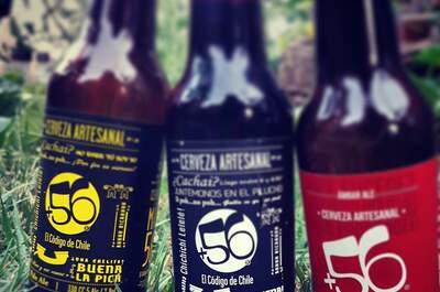 Cerveza +56