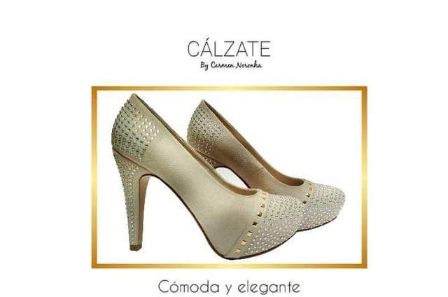 Cálzate By Carmen Noronha