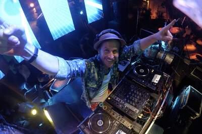 DJ Nicolás Rojas
