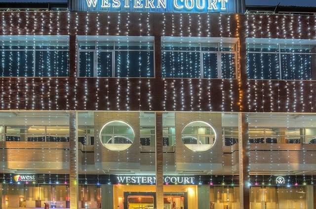 Treebo Western Court