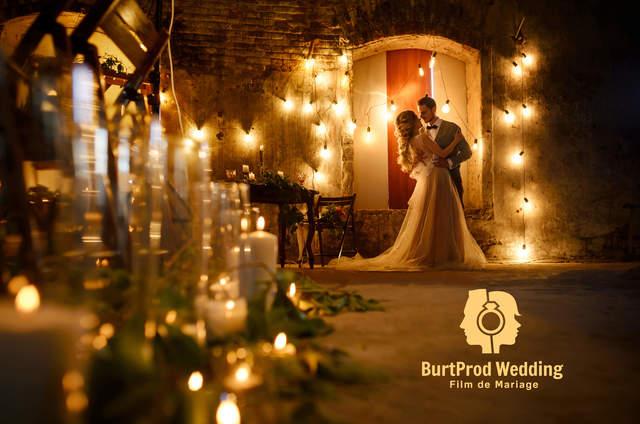 Burt Prod Wedding