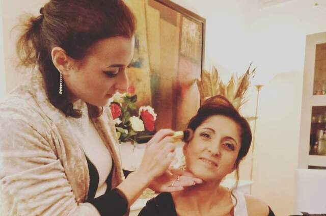 Grazia D'Amaro Make-up Artist