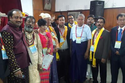 Acharya Shubhendu Roy