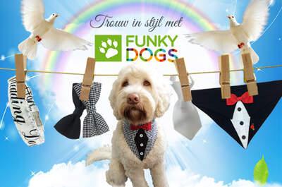Funky Dogs - Trouwcollectie voor honden
