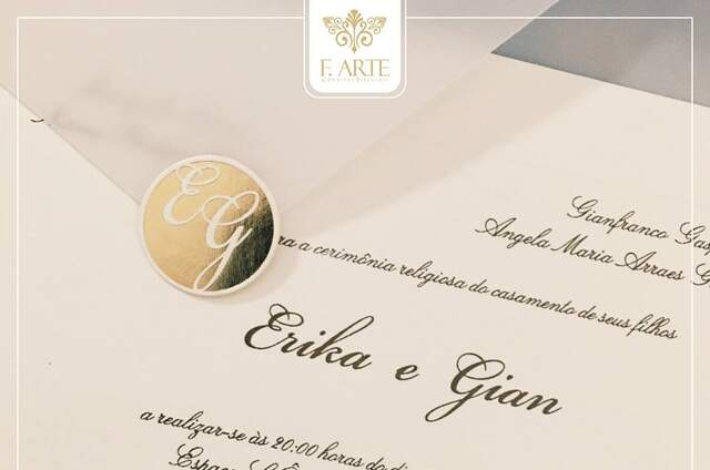F. Arte Convites