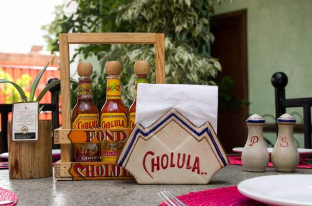 Fonda Cholula