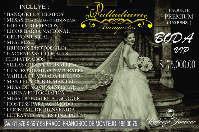 Palladium Banquetes