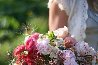 Les Fleurs by Jul