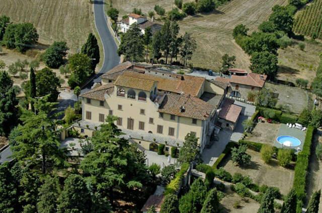 Villa Le Farnete