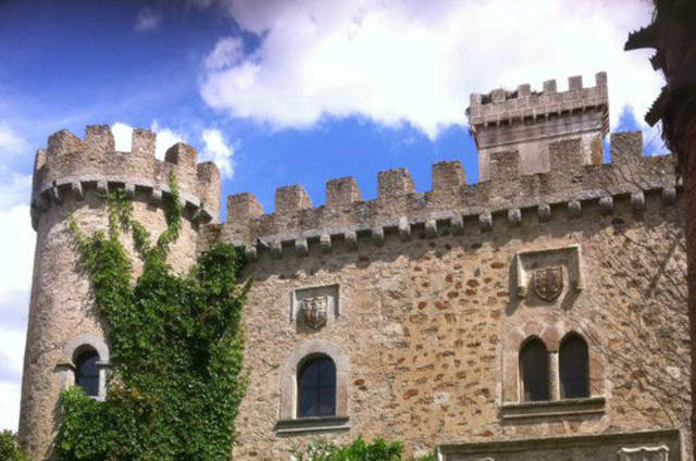 Castillo de las Seguras