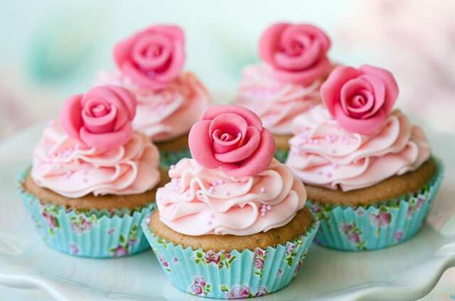 De Corazón Cupcakes