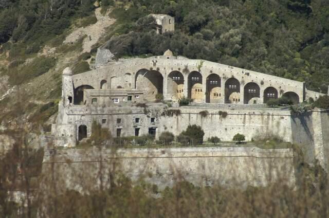 Castello Doria Porto Venere