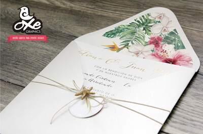 Oxe Graphics - Invitaciones