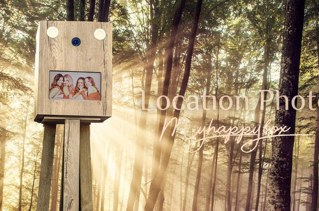 Photobooth - MyHappyBox - Animation photo