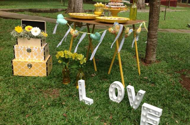 Festa com Amor - Locação