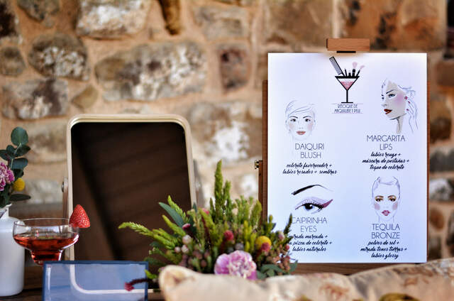 Tatín Beauty Bar - Maquillaje
