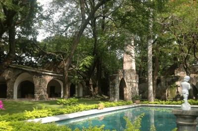 Hacienda de Chiconcuac