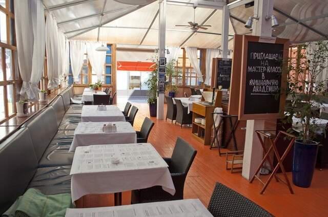 Ресторан Филимонова и Янкель