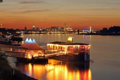 Eventschiff Rhein Roxy Köln