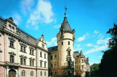 Thurn und Taxis Schloss St. Emmeram