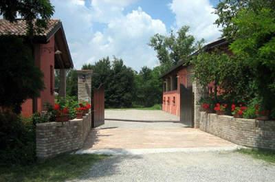 Agriturismo Corte dei Landi (Cadè, Reggio Emilia)