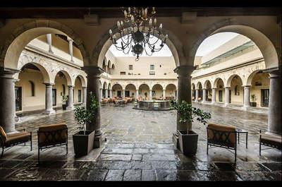 Hotel Quinta Real Puebla Centro
