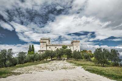 Rocca di Albornoz, Narni