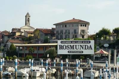 Ristorante Locanda del Lago - Rosmunda