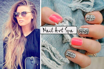 Nail Art Spa Bucaramanga