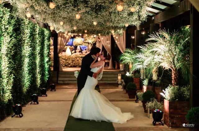 Espaço de la Cruz - Assessoria e Decoração de Casamentos