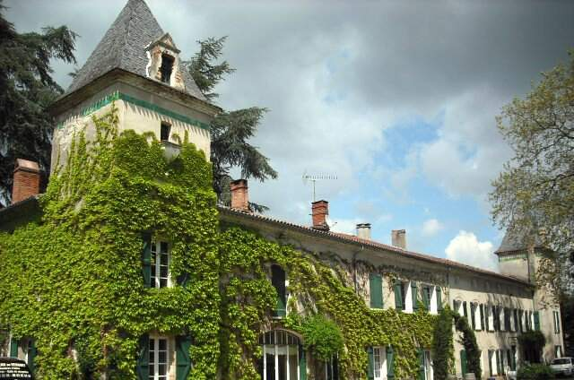 Le Château du Vergnet