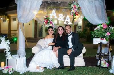 Jazmín Aceves Wedding Planner