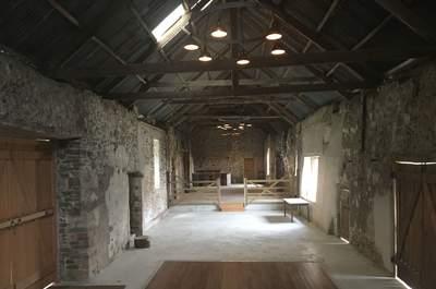 The Ashridge Great Barn
