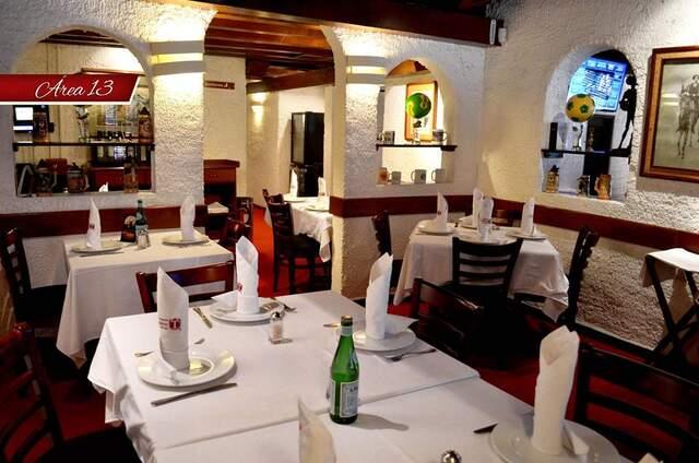 Restaurante El Trocadero