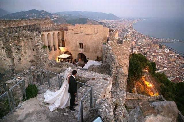 Castello medioevale di Arechi