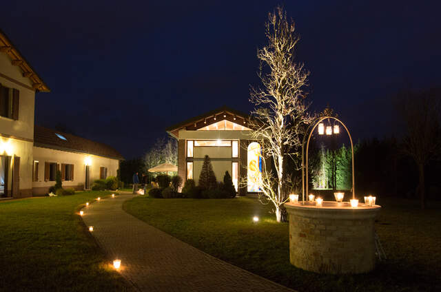 Villa Rosa by Rossart Weddings & Events