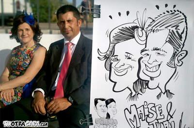 Caricaturas en Directo - tuotracara.com