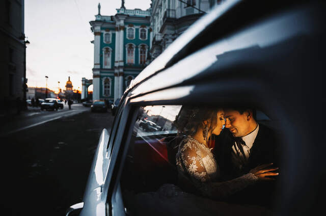 Свадебный фотограф Денис Кошель