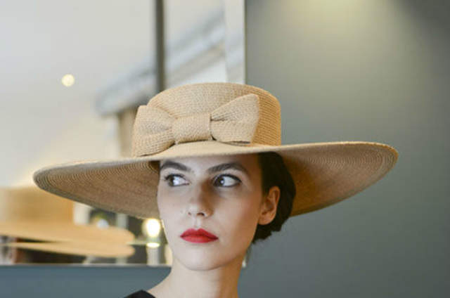 Mademoiselle Chapeaux - Coiffure invitées