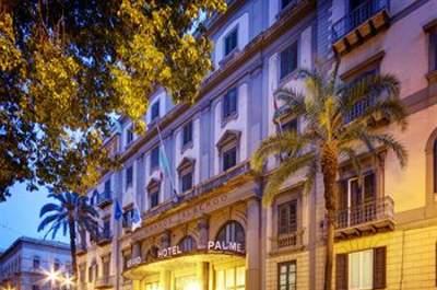Grand Hotel et Des Palmes Palermo